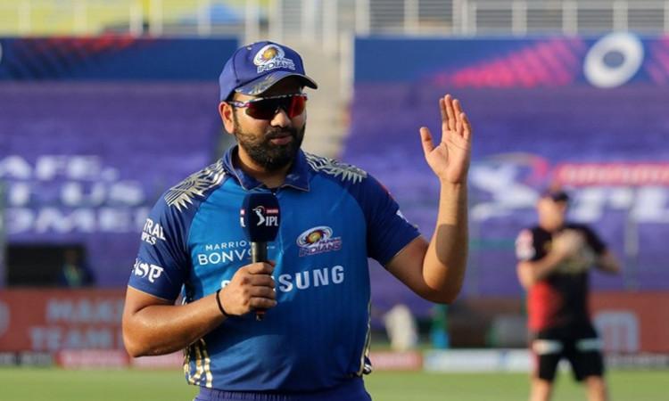 Rohit Sharma Mumbai Captain