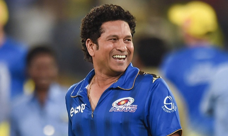 Early sunset these days in UAE has made chasing easier says Sachin Tendulkar
