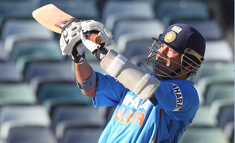 Sachin Tendulkar reveals how he discovered the upper cut