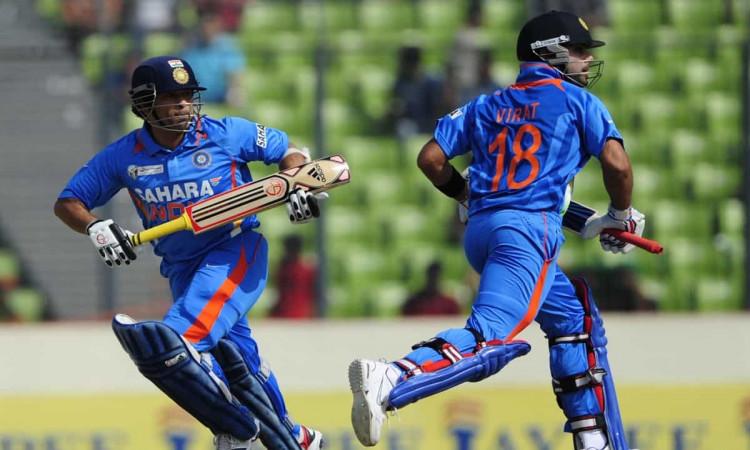 IND vs AUS- Most Hundreds In ODI