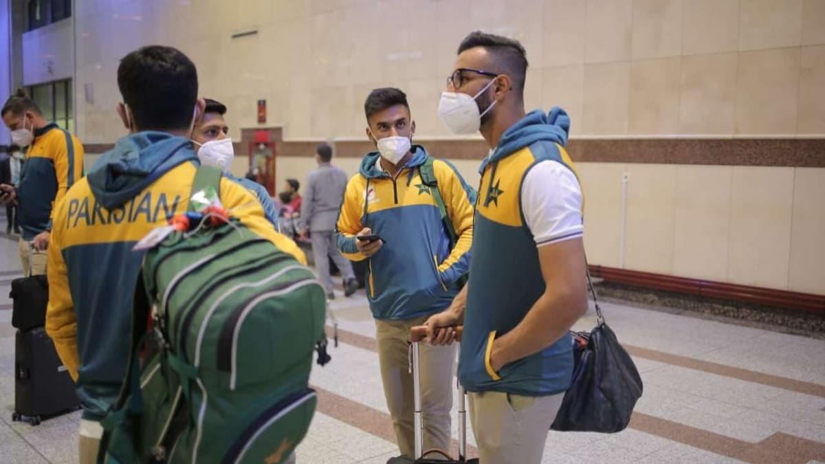Seventh Pak Cricketer Tests Positive For Covid-19 Ahead Of NZ Tour