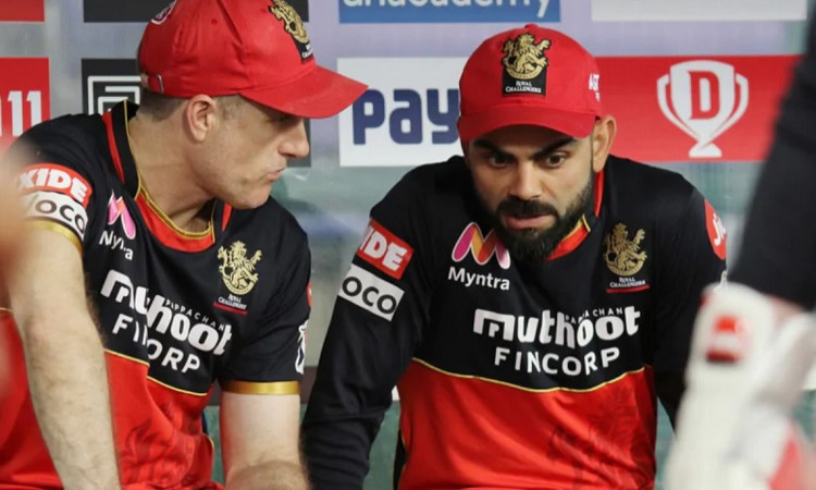 RCB team was picked keeping Chinnaswamy in mind says coach Simon Katich