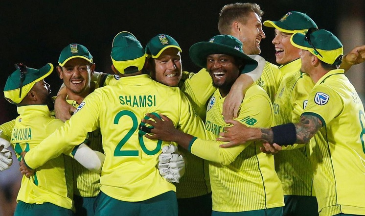 South Africa squad for T20I & ODI series vs England