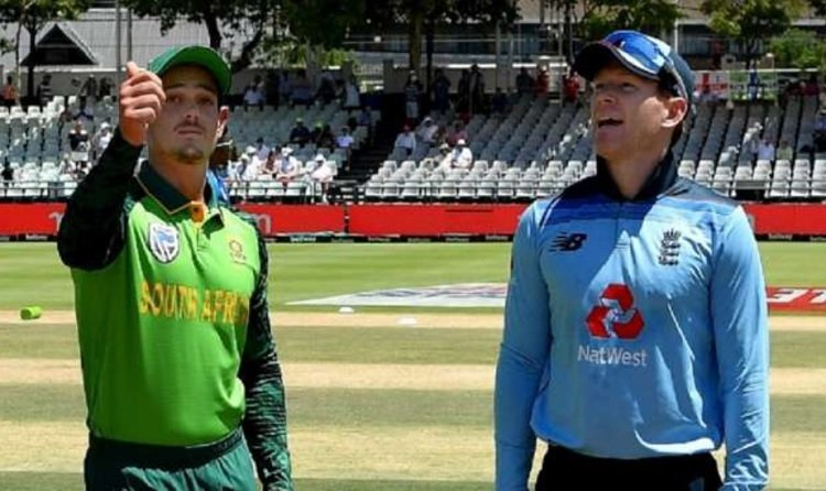 South Africa cricketer tests positive for Covid-19 ahead of England series