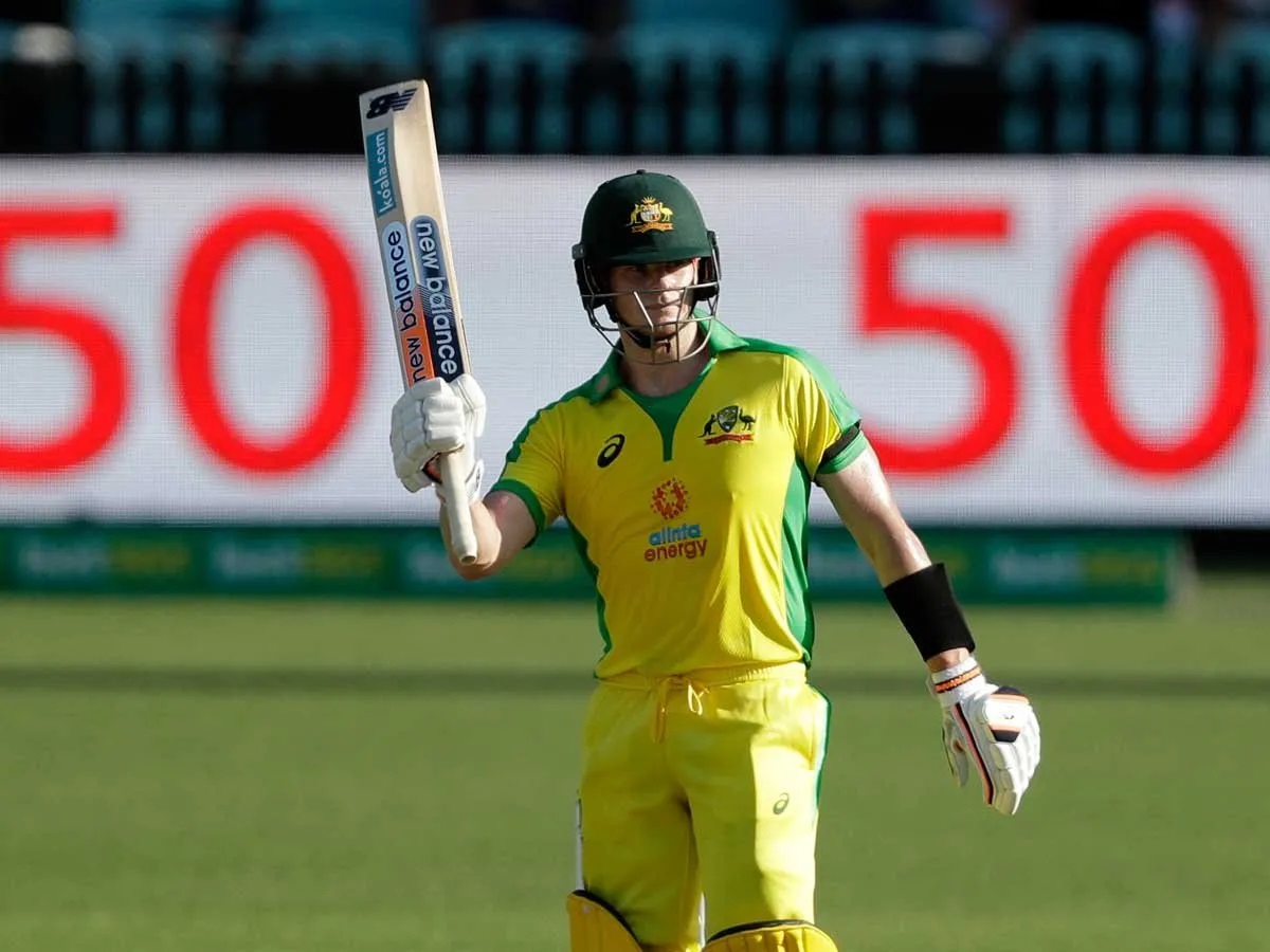 Steve Smith Smashes 10th ODI Ton