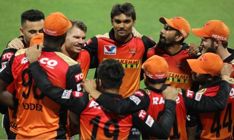 Sunrisers Hyderabad IPL 2020