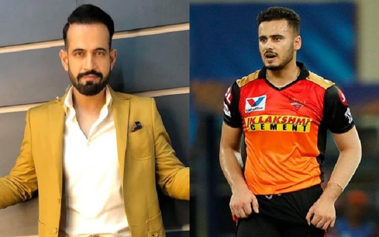 Sunrisers Hyderabad all rounder Abdul Samad says Irfan Pathan instilled in him the confidence to pla