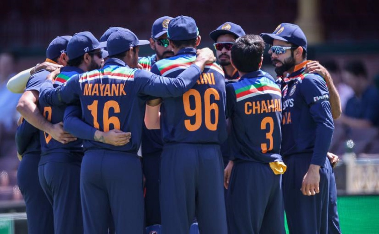 Team India fined for slow over rate in first ODI vs Australia
