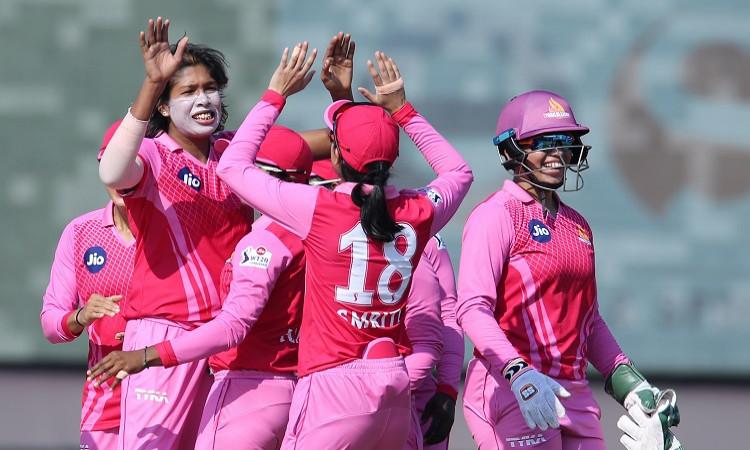 Trailblazers bowlers restrict Velocity to 47 runs