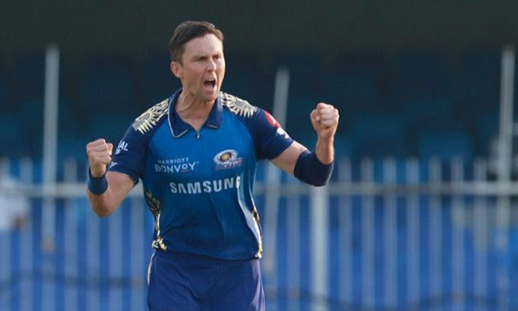 Mumbai Indians pacer Trent Boult ready to fire against Delhi Capitals again