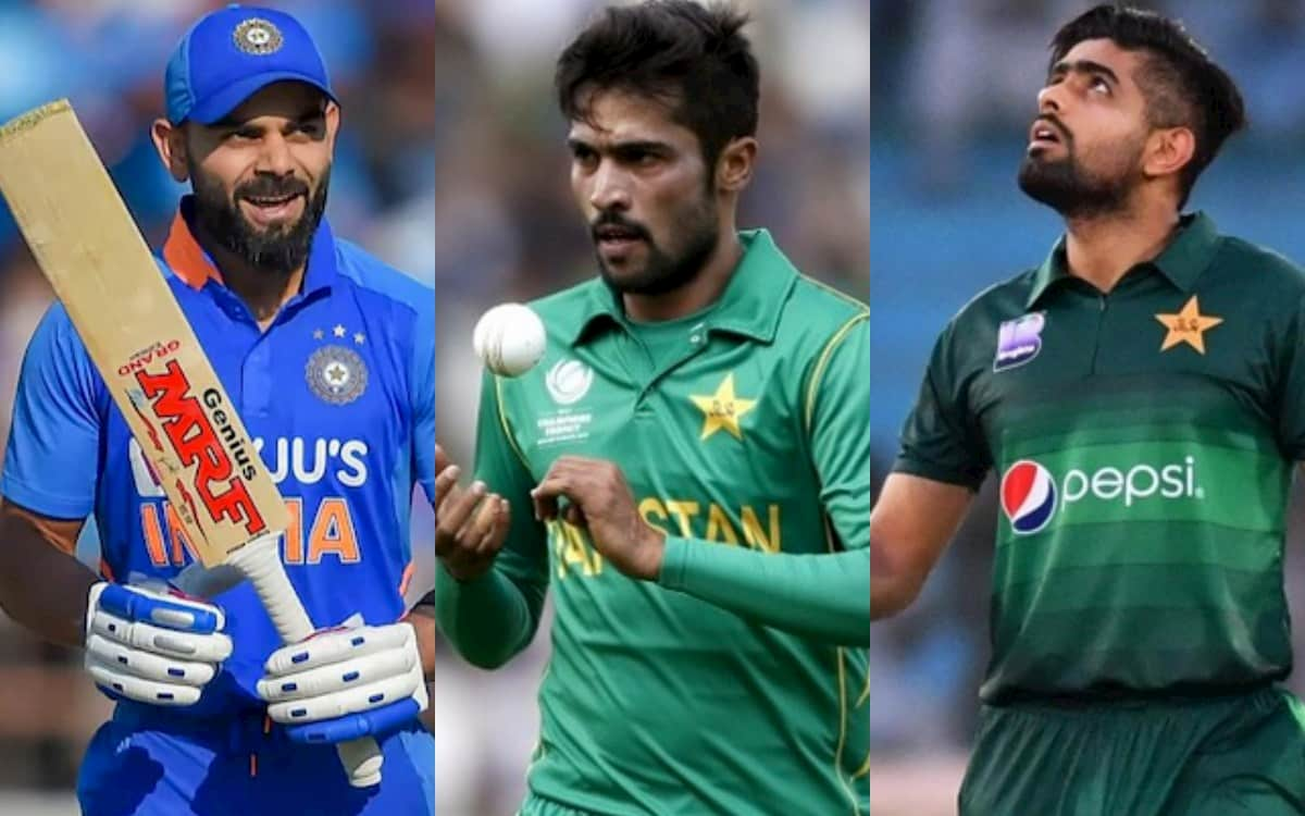 I find it difficult bowling to Babar Azam says Mohammad Amir