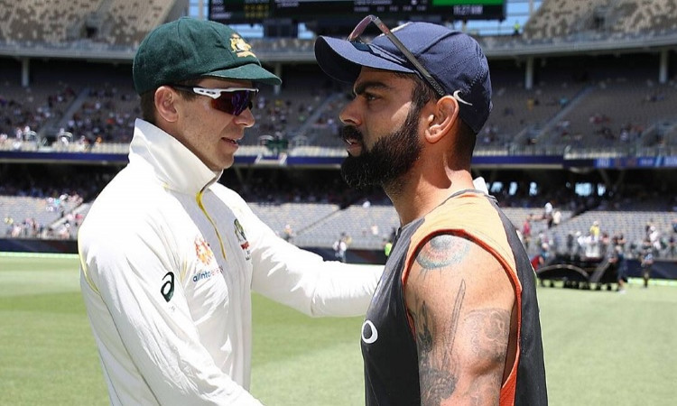 Tim Paine does not want to see Virat Kohli scoring runs against Australia