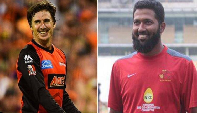 Wasim Jaffer trolls austrailan cricketer Brad Hogg for commenting Rohit Sharma in hindi