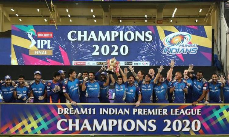 bcci earned staggering amount of 4000 crore after the successful edition of ipl 2020