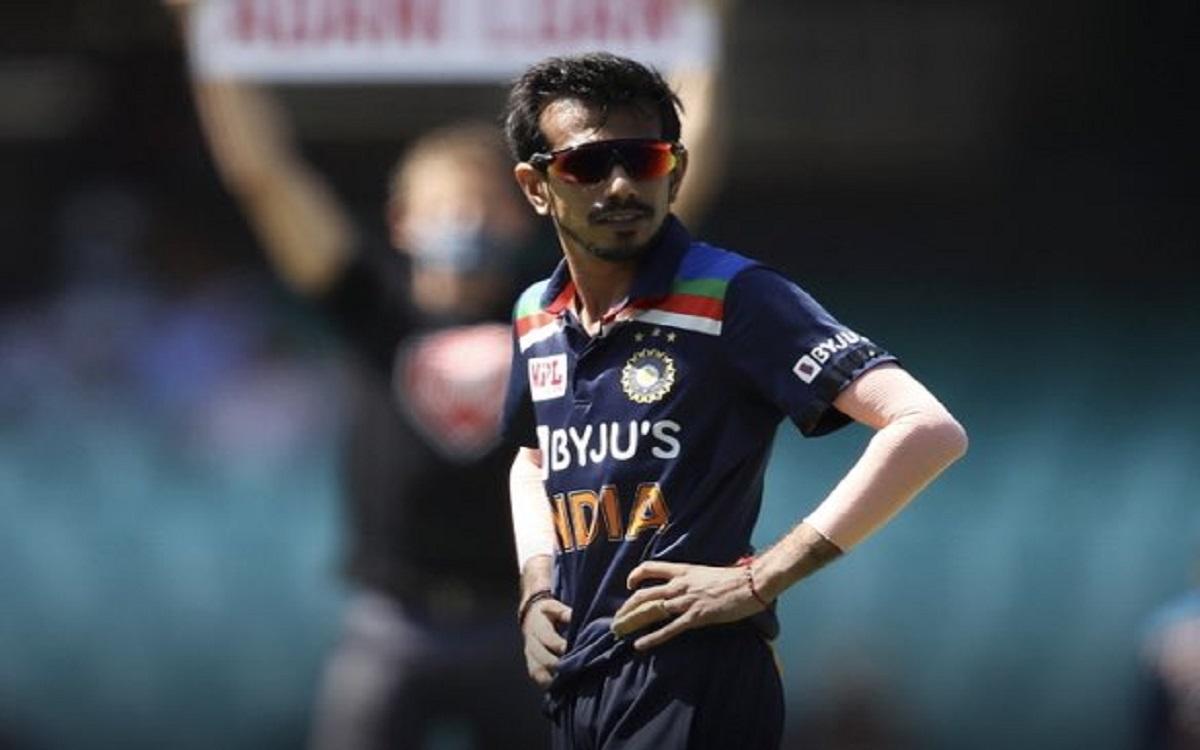india vs australia qst odi yuzvendra chahal becomes the most expensive spinner in odi