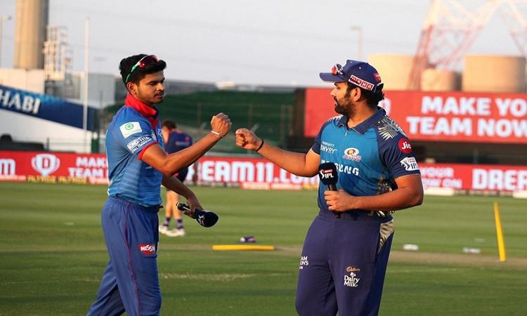delhi capitals opt to bowl against mumbai indians