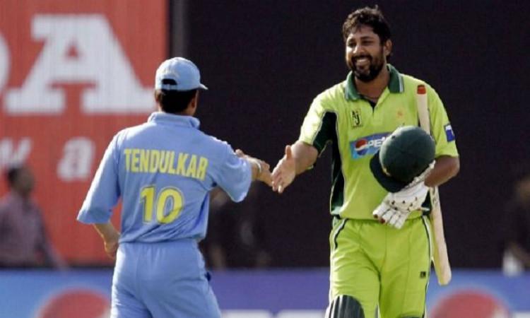 former pakistan cricketer Inzamam-ul-Haq picks Sachin Tendulkar best knock in hindi
