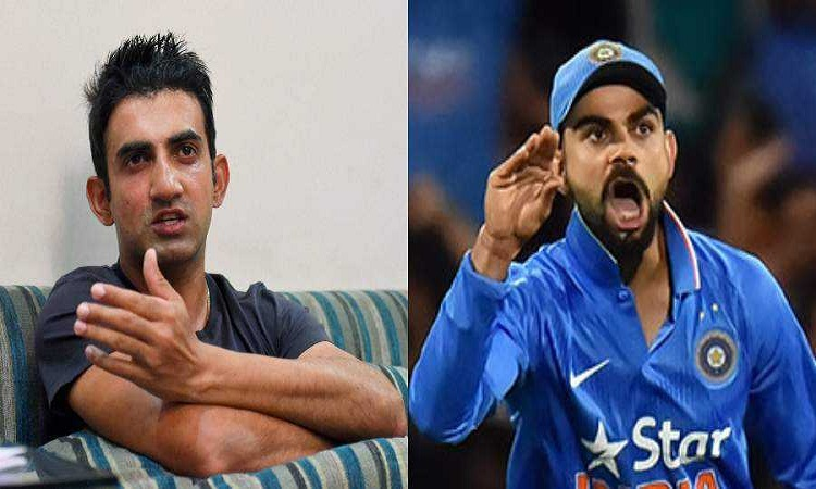 gautam gambhir criticised indian captain virat kohli once again for bowling jasprit bumrah only two