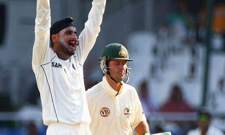 harbhajan reveals how he used to plot ponting's dismissal