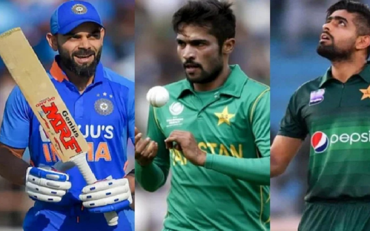 if you compare with virat kohli i would find difficult to bowl against babar azam says mohammad amir