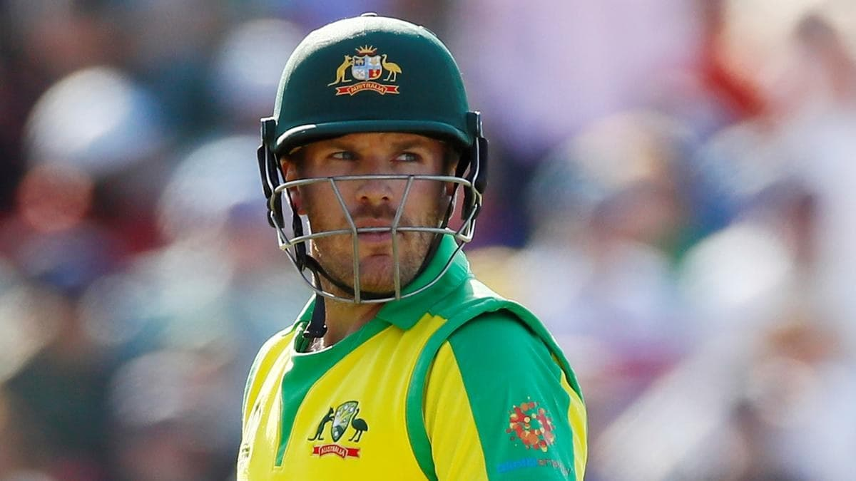ind vs aus finch looking to return back to form after a poor ipl 2020