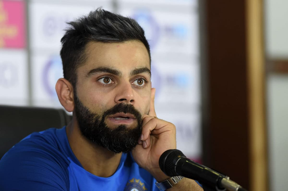 ind vs aus kohli blames lack of communication and clarity on rohit's inclusion in the tour
