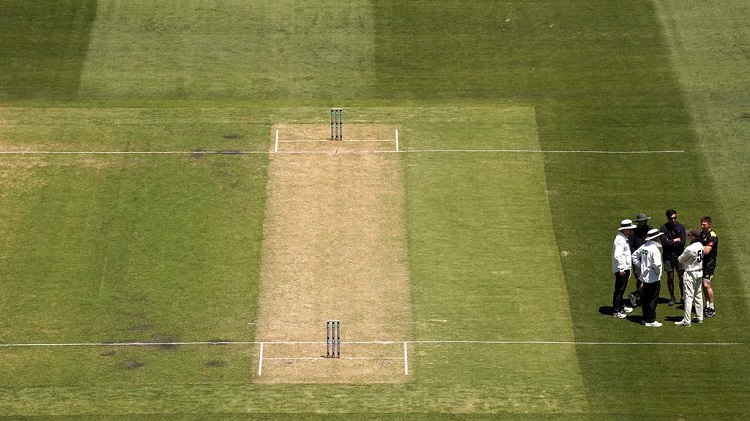 ind vs aus mcg's drop in pitch may not well prepared