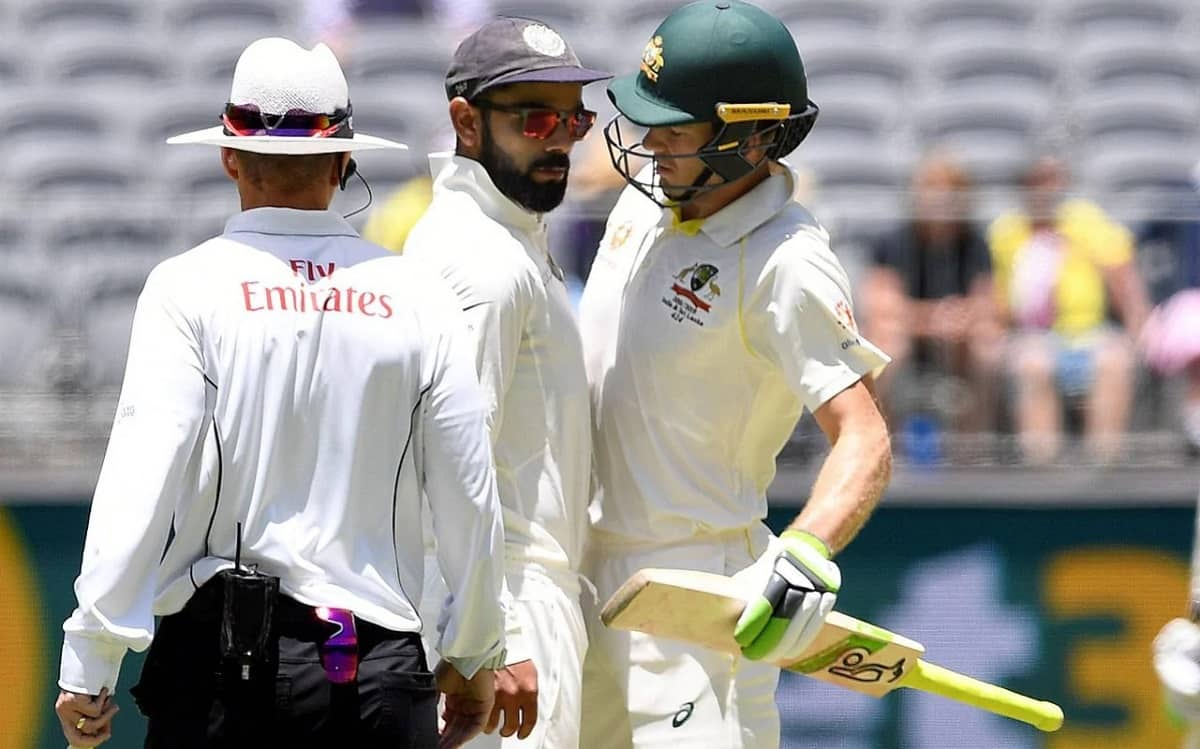 ind vs aus there is no room for abuses, only banter with humour, says langer