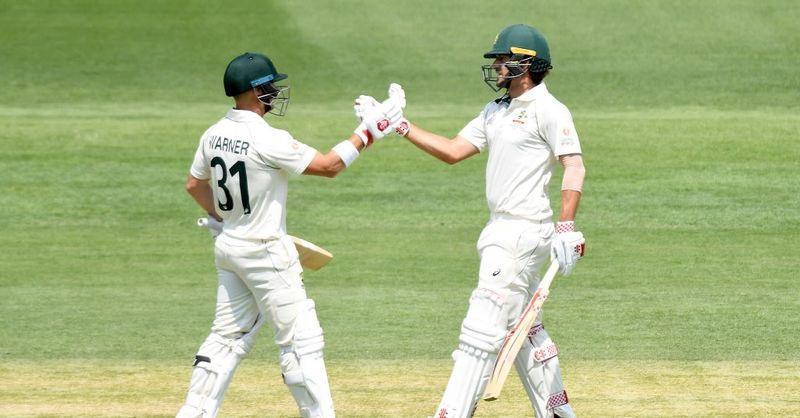 ind vs aus warner backs burns as his opening partner against india