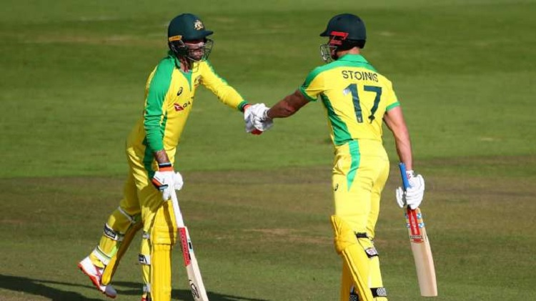 ind vs aus willing to put my hand up to bat with maxwell and finish the innings, says stoinis