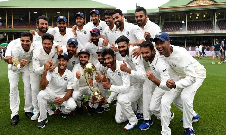 Image for india vs australia flashback: india tour of australia 2018-19