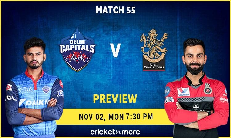 ipl 2020 royal challengers bangalore vs delhi capitals fantasy cricket tips prediction pitch report