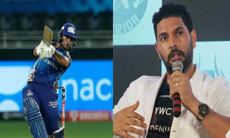 ipl 2020 yuvraj singh is all praises for 'very special player' ishan kishan