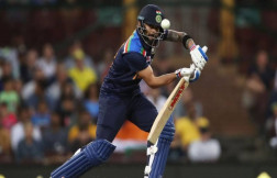 India Still In The Hunt, Score 160/3 In 25 Overs