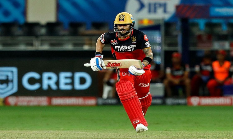 kohli makes ipl record of scoring max runs by running during league stage