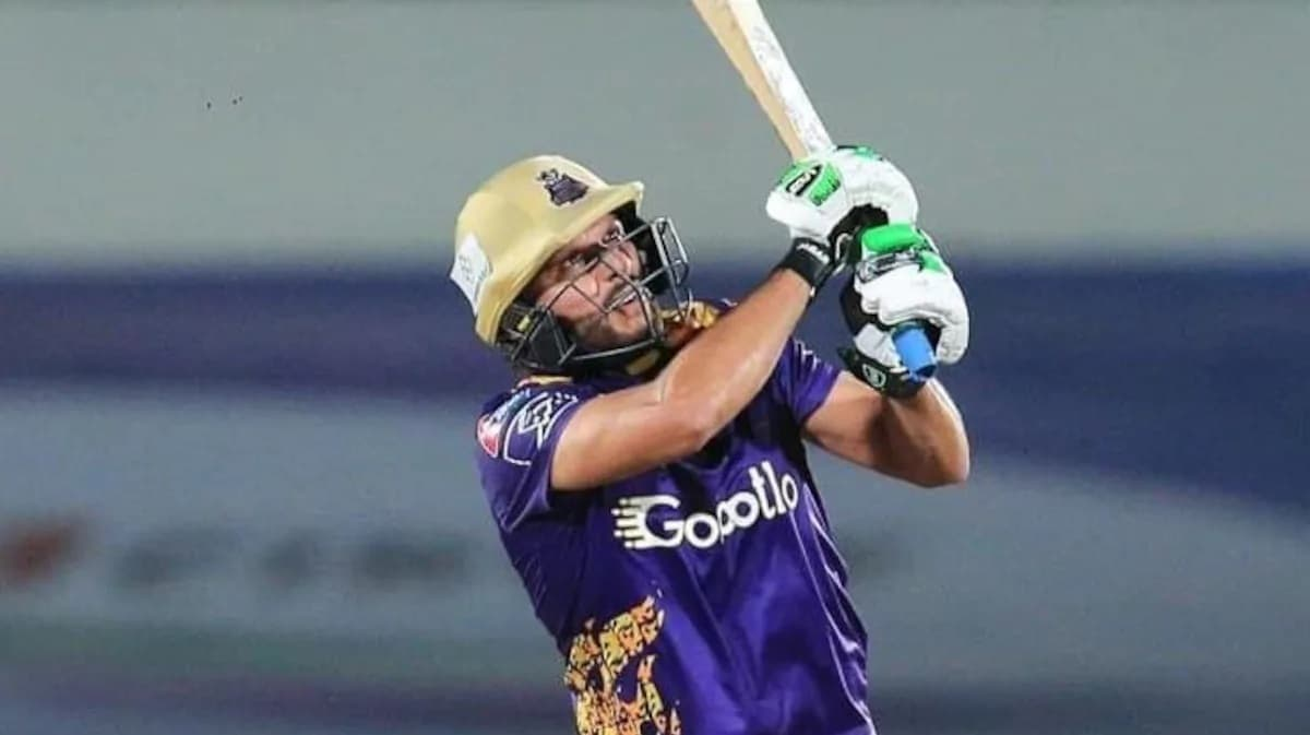 lpl 2020 shahid afridi stars with the bat for galle gladiators