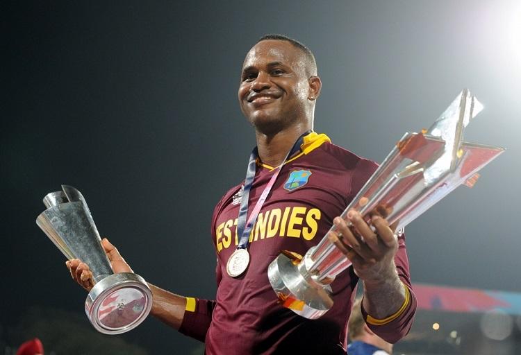 marlon samuels retires from professional cricket