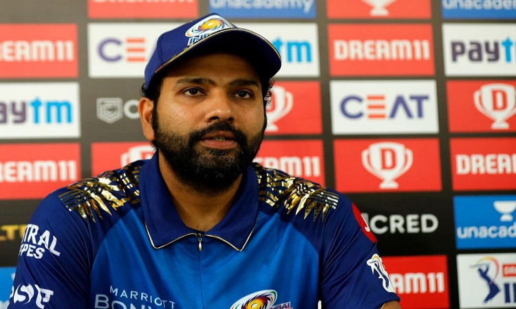 mi vs dc this was our best so far says captain rohit