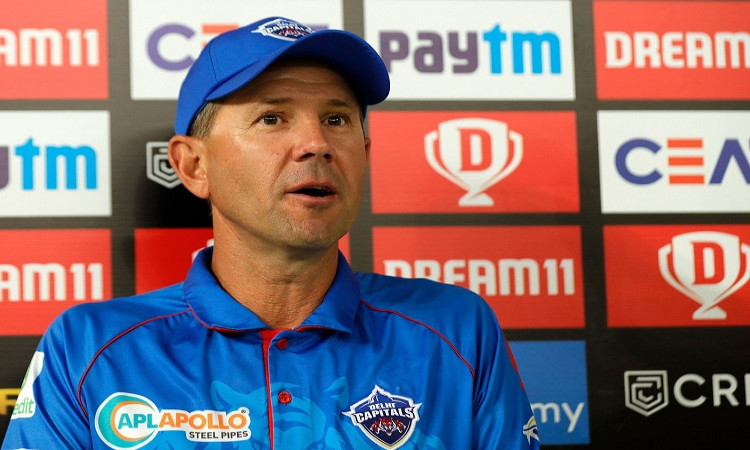 mi vs dc under pressure our execution was miles off says head coach ponting