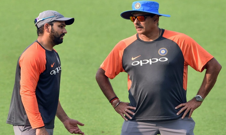 not possible shastri didn't know about rohit's situation sehwag