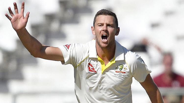 quarantine may force players to pull out of overseas tours hazlewood