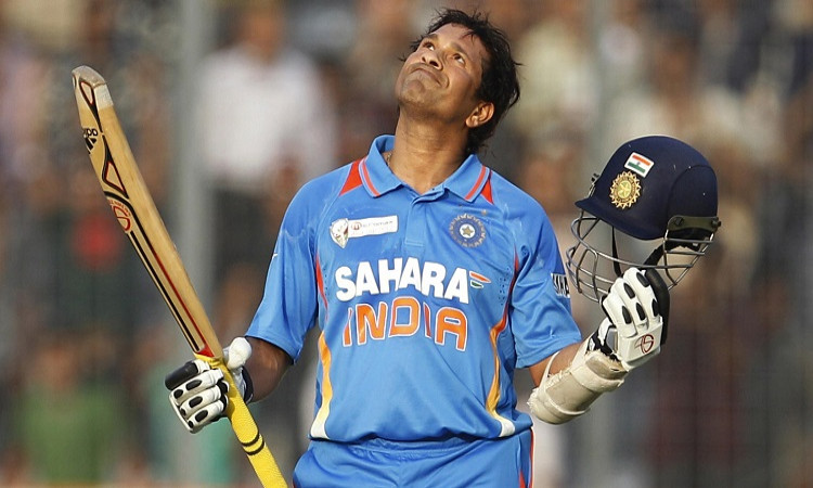sachin created impact on the game, was a seasoned cricketer former pak pacer aaqib javed