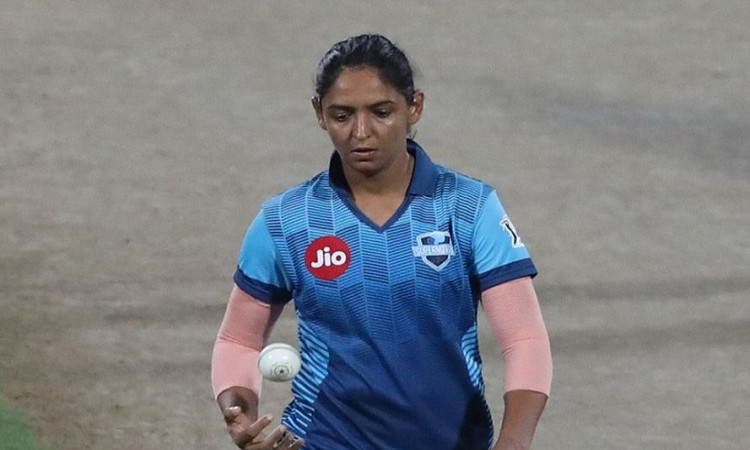 we didn't bowl according to plan in last few overs: supernovas' captain harmanpreet