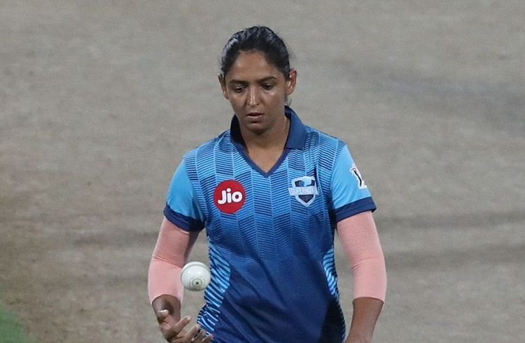 we didn't bowl according to plan in last few overs: supernovas' captain harmanpreet