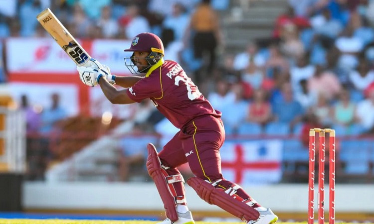 wi vs nz windies name pooran, chase as vice captains for nz tour