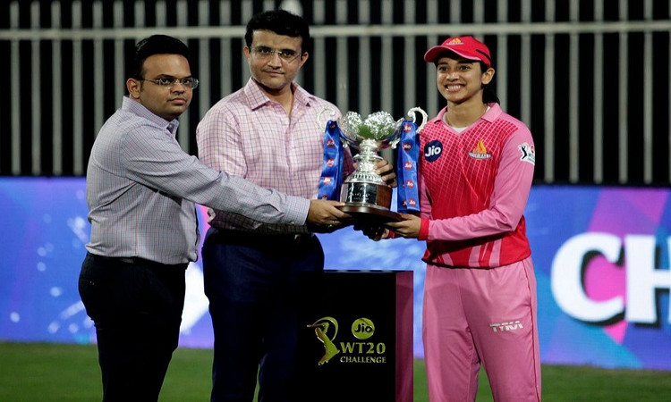 wt20 challenge told the girls to give it all trailblazers captain smriti