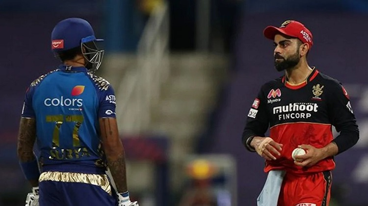 yadav reveals what happened on field against kohli during ipl 2020 match