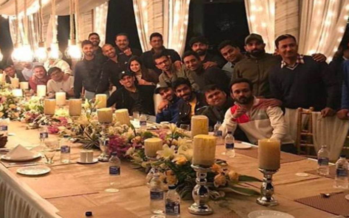 4 Indian players including MS Dhoni who do not drink alcohol watch complete list in hindi