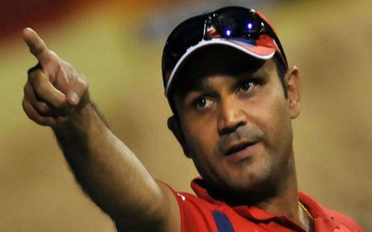 AUS vs IND Virender Sehwag says Manish Pandey might play ahead of Sanju Samson in third t 20 against