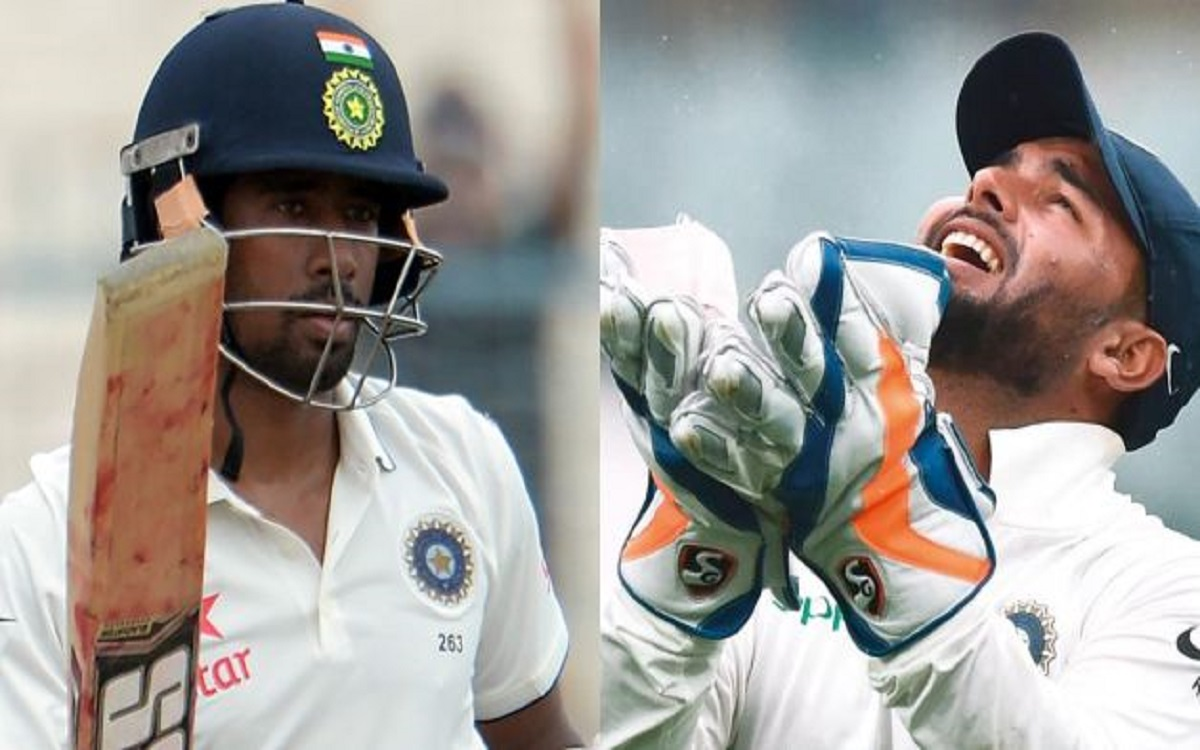 cricket images for Aakash Chopra talks about Rishabh Pant replacing Wriddhiman Saha